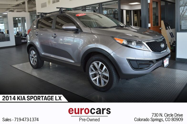 2014 Kia Sportage LX Colorado Springs CO