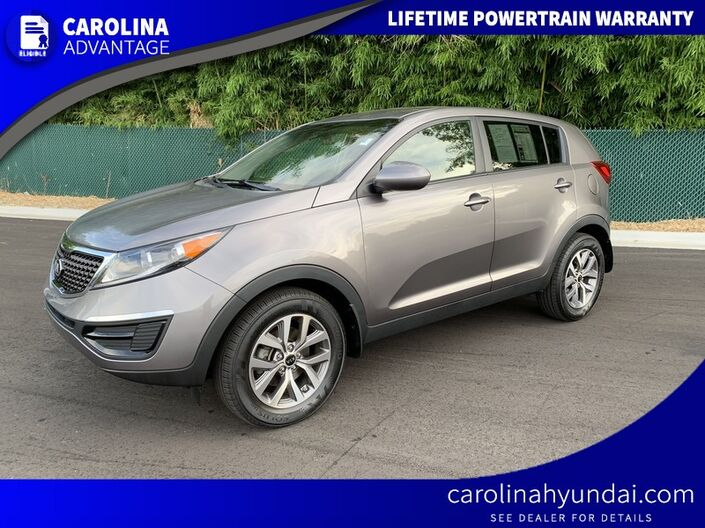 2014 Kia Sportage LX High Point NC