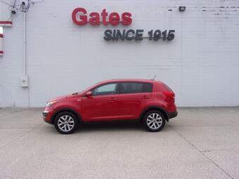 2014_Kia_Sportage_LX_ Richmond KY