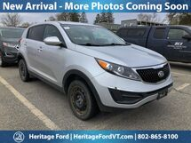 2014 Kia Sportage LX South Burlington VT
