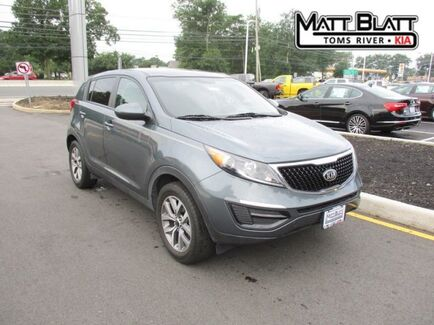 2014_Kia_Sportage_LX_ Egg Harbor Township NJ