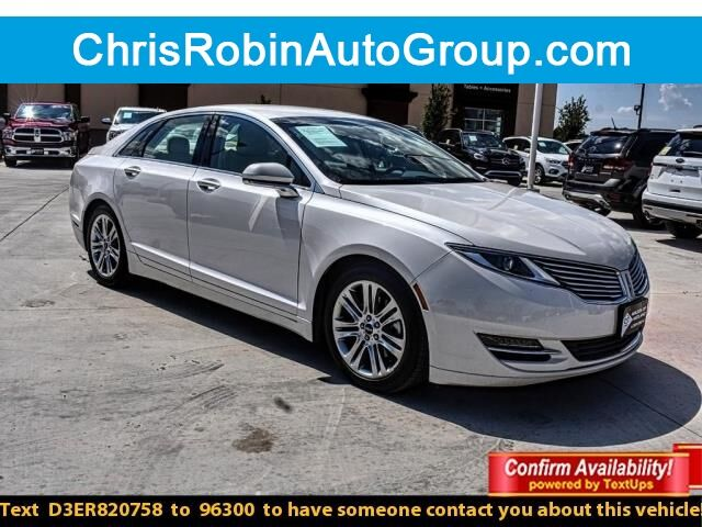 2014 LINCOLN MKZ 4DR SDN FWD Midland TX