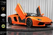 2014 Lamborghini Aventador  North Miami Beach FL