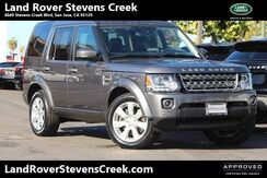 2014_Land Rover_LR4_Base_ San Jose CA