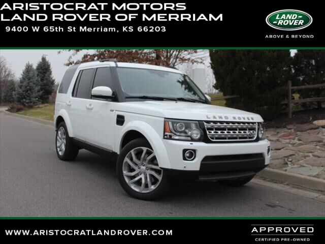 2014 Land Rover LR4 HSE LUX Merriam KS
