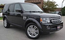 Land Rover LR4 HSE Luxury /4x4/Luxury Package w/ Heated Extended Premium Leather Seating Pkg, Ambient Lighting, Cooler Box/825-Watt Meridian Sound/3rd Row/Immaculate Condition 2014
