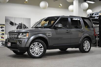 2014_Land Rover_LR4_LUX_ Boston MA