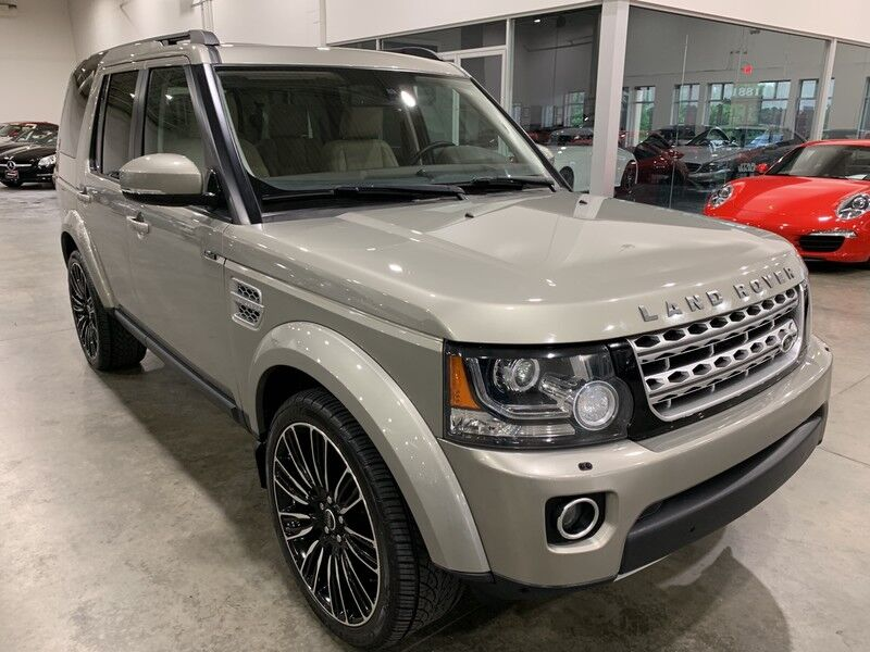 2014 Land Rover LR4 LUX Charlotte NC