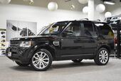 2014 Land Rover LR4 XXV Limited Edition Luxury