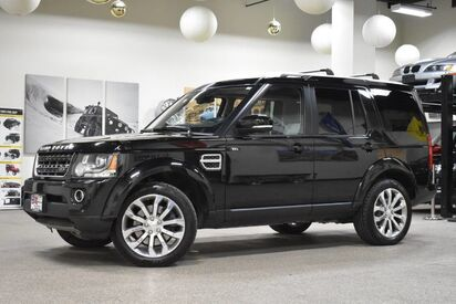 2014_Land Rover_LR4_XXV Limited Edition Luxury_ Boston MA