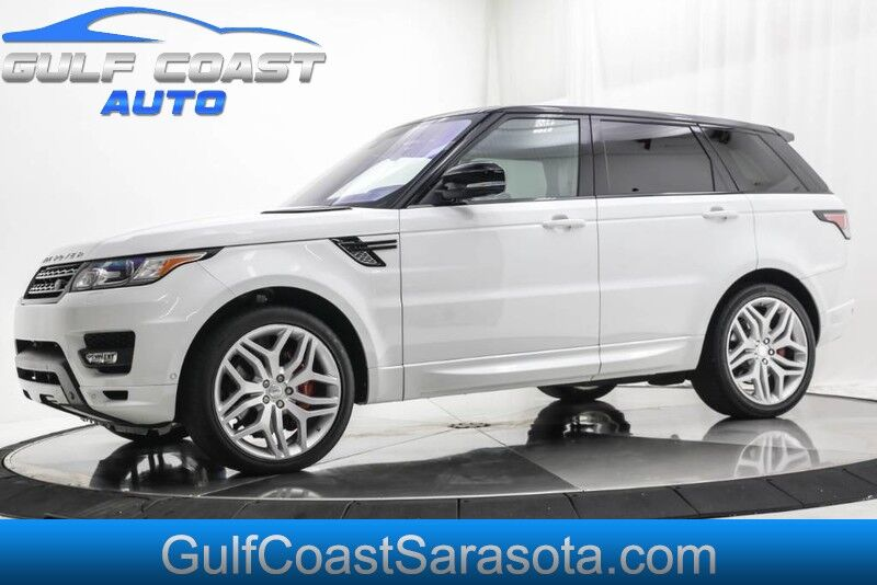 2014_Land Rover_RANGE ROVER SPORT_AUTOBIOGRAPHY LEATHER NAVI AWD WHEELS EXTRA CLEAN_ Sarasota FL