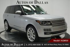 2014_Land Rover_Range Rover_3.0L V6 SC HSE NAV,CAM,PANO,CLMT STS,22IN WHLS_ Plano TX