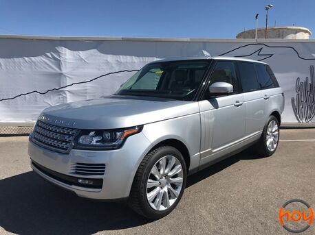 2014_Land Rover_Range Rover_3.0L V6 Supercharged HSE_ El Paso TX