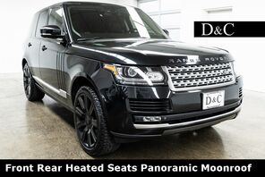 2014_Land Rover_Range Rover_3.0L V6 Supercharged HSE Front Rear Heated Seats Panoramic Moonroof_ Portland OR