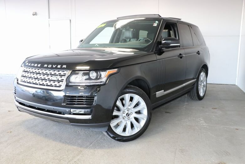 2014 Land Rover Range Rover 3.0L V6 Supercharged HSE Merriam KS