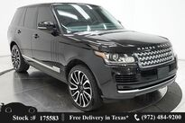 Land Rover Range Rover 3.0L V6 Supercharged HSE NAV,CAM,PANO,22IN WHLS 2014