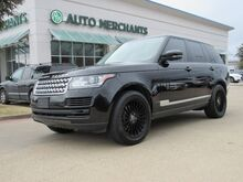 2014_Land Rover_Range Rover_3.0L V6 Supercharged HSE NAVIGATION SYSTEM, PANORAMIC ROOF, HEATED FRONT AND REAR SEATS, BACK-UP CAM_ Plano TX