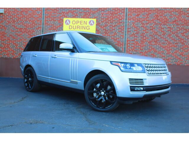 2014 Land Rover Range Rover 5.0 Supercharged Merriam KS