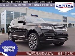 2014_Land Rover_Range Rover_5.0L V8 Supercharged Autobiography_ Chantilly VA