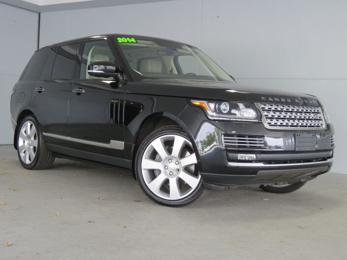 2014 Land Rover Range Rover 5.0L V8 Supercharged Autobiography Merriam KS