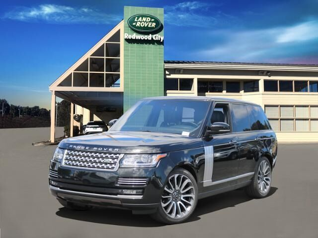 2014 Land Rover Range Rover 5.0L V8 Supercharged Autobiography Redwood City CA