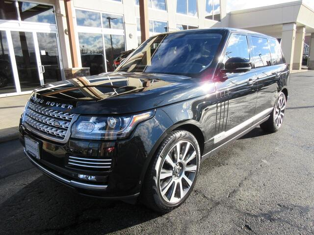 2014 Land Rover Range Rover 5.0L V8 Supercharged Autobiography Warwick RI