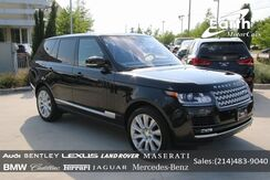 2014_Land Rover_Range Rover_5.0L V8 Supercharged_ Carrollton TX