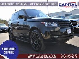 2014_Land Rover_Range Rover_5.0L V8 Supercharged_ Chantilly VA
