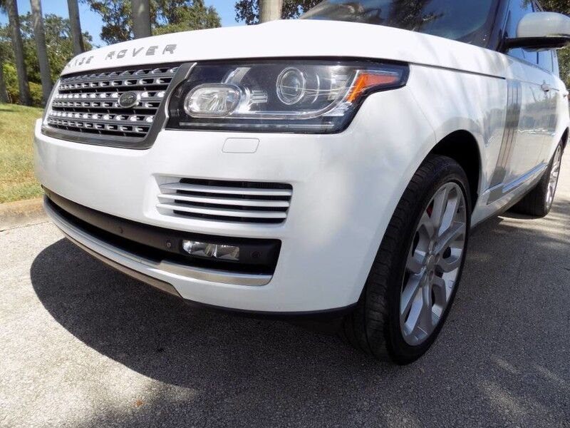 2014 Land Rover Range Rover 5.0L V8 Supercharged Hollywood FL