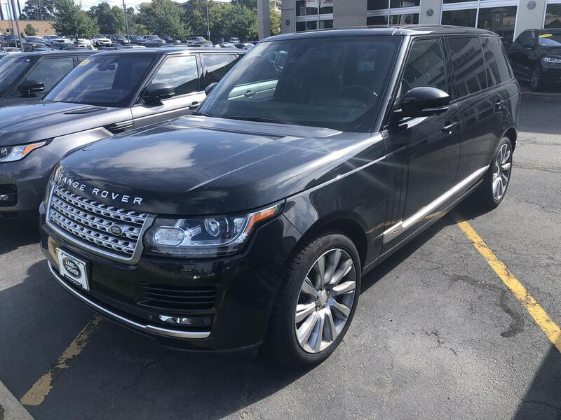 2014_Land Rover_Range Rover_5.0L V8 Supercharged_ Warwick RI