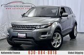 2014 Land Rover Range Rover Evoque AWD w/ Navigation, Panoramic Sunroof, Meridian Premium Sound System, Bluetooth Wireless Phone Connectivity, Aux Audio Input Jack, Push Start Button & Remote Keyless Entry