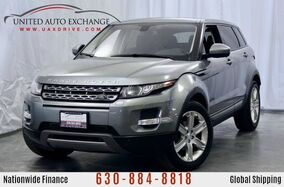 2014_Land Rover_Range Rover Evoque_AWD w/ Navigation, Panoramic Sunroof, Meridian Premium Sound System, Bluetooth Wireless Phone Connectivity, Aux Audio Input Jack, Push Start Button & Remote Keyless Entry_ Addison IL
