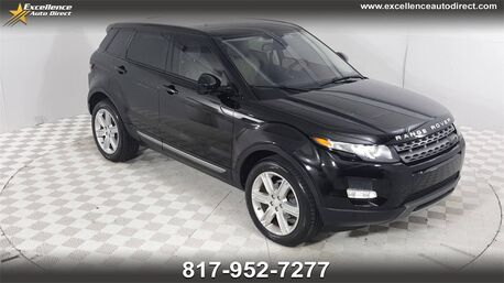 2014_Land Rover_Range Rover Evoque_Pure PADDLE SHIFTER.NAV/BCK-CAM,HEATED SEATS..._ Euless TX