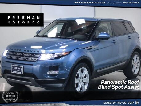 2014_Land Rover_Range Rover Evoque_Pure Plus Blind Spot Assist Pano Nav Heated Seats_ Portland OR
