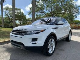 2014_Land Rover_Range Rover Evoque_Pure Plus Sport Utility 4D_ Hollywood FL