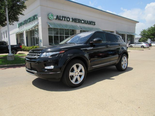 2014 Land Rover Range Rover Evoque Pure Premium 5-Door LEATHER, PANARAMIC SUNROOF, BACKUP CAMERA, HTD SEATS, NAVIGATION, POWER LIFTGATE Plano TX