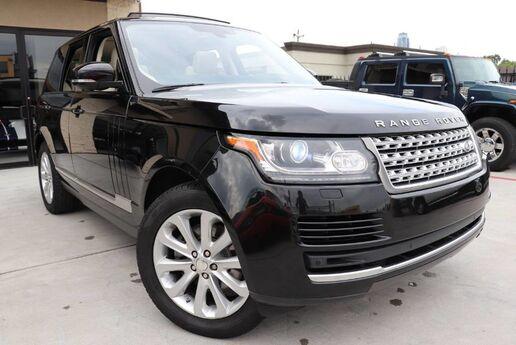 2014 Land Rover Range Rover HSE, 1 OWNER, HIGHWAY MILES,SHOWROOM CONDITION! Houston TX