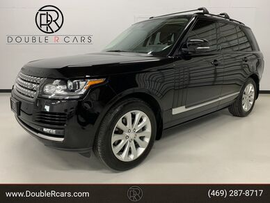 Used Land Rover Range Rover Addison Tx