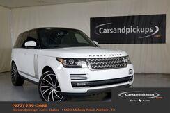 2014_Land Rover_Range Rover_HSE_ Dallas TX