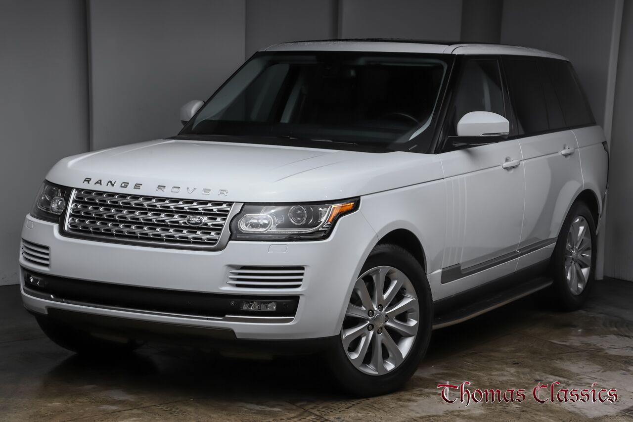 2014 Land Rover Range Rover HSE Akron OH