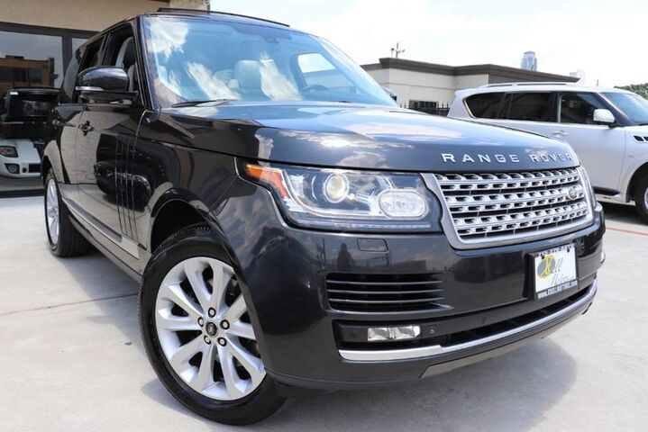 2014 Land Rover Range Rover HSE, Dual DVD, 1 OWNER, CLEAN CARFAX,LOADED! Houston TX