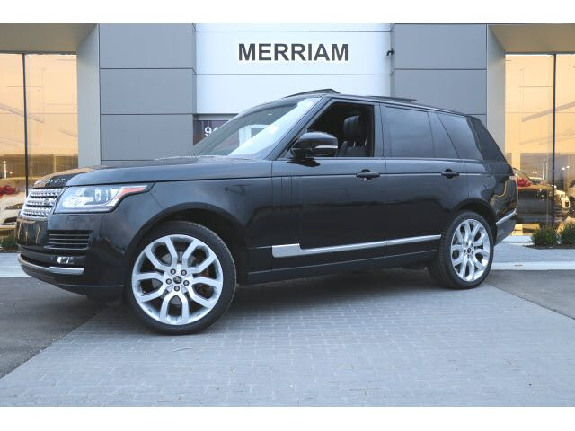2014 Land Rover Range Rover HSE Merriam KS