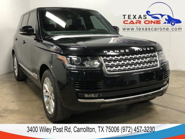 2014 Land Rover Range Rover HSE SUPERCHARGED AWD NAVIGATION PANORAMA LEATHER HEATED SEATS RE Carrollton TX