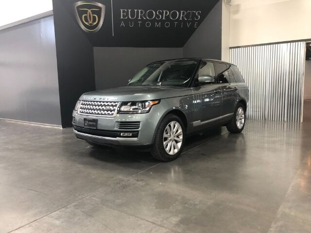 2014 Land Rover Range Rover HSE Salt Lake City UT