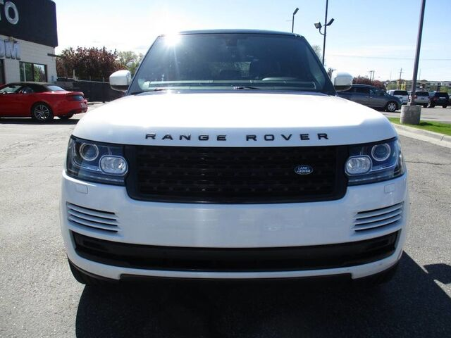 2014 Land Rover Range Rover HSE Super Charge Murray UT