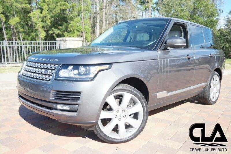 2014 Land Rover Range Rover HSE The Woodlands TX