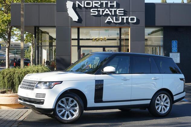 2014_Land Rover_Range Rover_HSE_ Walnut Creek CA