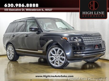 2014_Land Rover_Range Rover_HSE_ Willowbrook IL