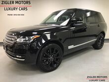 2014_Land Rover_Range Rover One Owner_V8 Supercharged Clean Carfax Blind Spot Backup Camera_ Addison TX