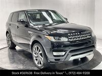Land Rover Range Rover Sport 3.0L V6 SC HSE NAV,CAM,PANO,HTD STS,BLIND SPOT 2014
